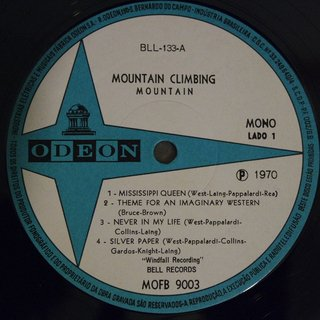 Mountain ‎– Climbing! [LP] na internet