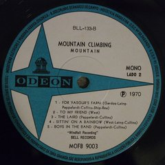 Mountain ‎– Climbing! [LP]