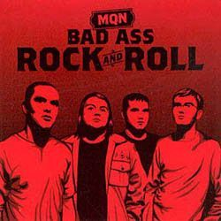 MQN - Bad Ass Rock and Roll [CD]