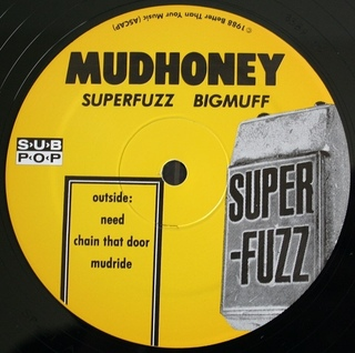 Mudhoney ‎- Superfuzz Bigmuff [LP] - loja online