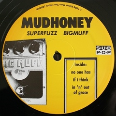 Mudhoney ‎- Superfuzz Bigmuff [LP]