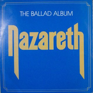 Nazareth ‎– The Ballad Album [LP]