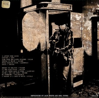 Neil Young - A Letter Home [LP] na internet