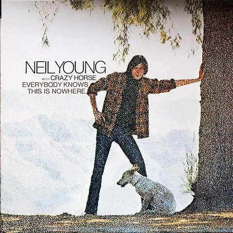 Neil Young & Crazy Horse - Everybody Knows This Is Nowhere [LP]
