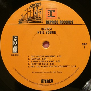 Neil Young - Harvest [LP] - loja online