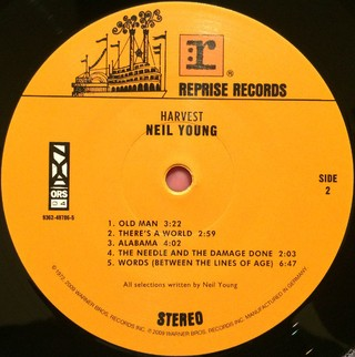 Imagem do Neil Young - Harvest [LP]