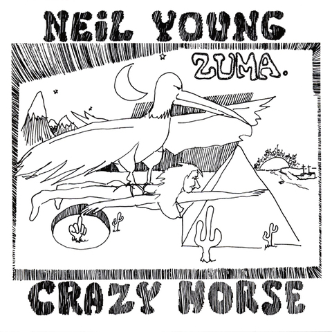 Neil Young - Zuma [LP]