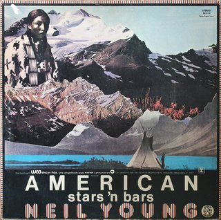 Neil Young - American Stars 'N Bars [LP] - comprar online