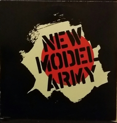 New Model Army - White Coats [EP]