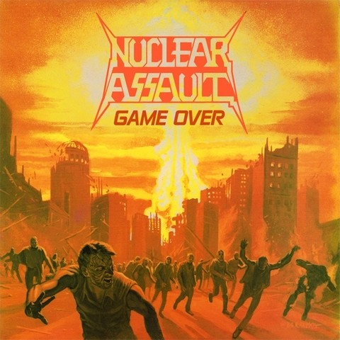 Nuclear Assault - Game Over [LP] - comprar online