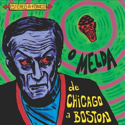 O Melda - De Chicago a Boston [Compacto] - comprar online