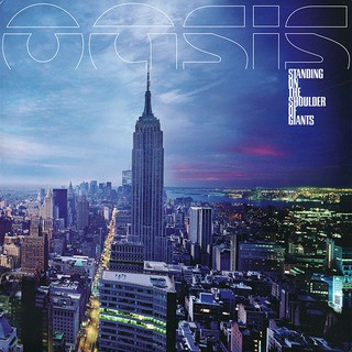 Oasis - Standing on the Shoulder of Giants [LP] - comprar online