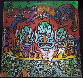Oingo Boingo - Alive: celebration of a decade 1979-1988 [LP Duplo] na internet