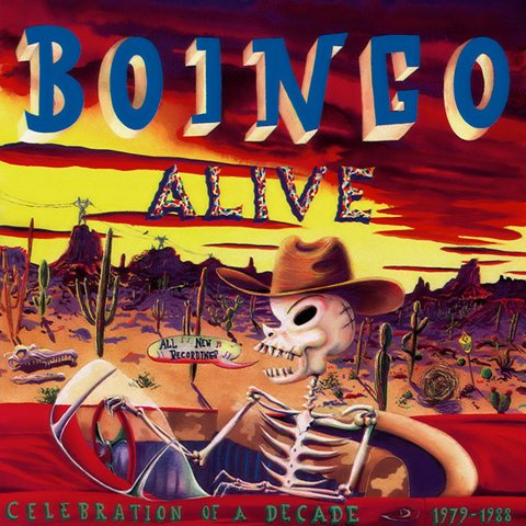 Oingo Boingo - Alive: celebration of a decade 1979-1988 [LP Duplo]