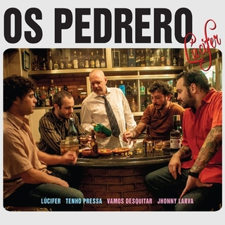 Pedrero - Lúcifer [CD]