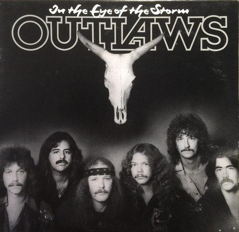 Outlaws - On The Eye Of The Storm [LP] - comprar online