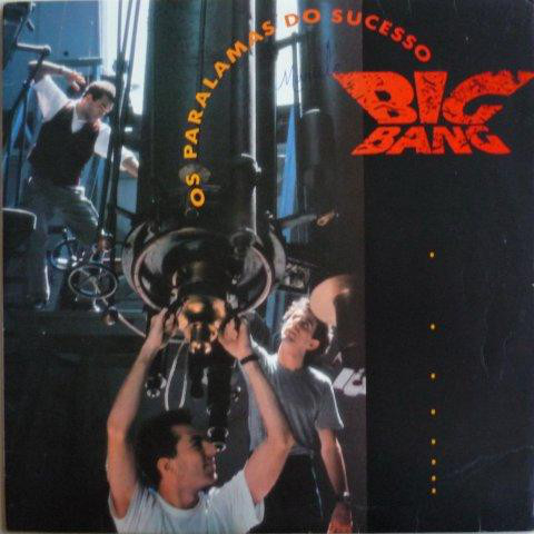 Paralamas do Sucesso - Big Bang [LP]