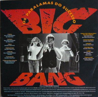 Paralamas do Sucesso - Big Bang [LP] - comprar online