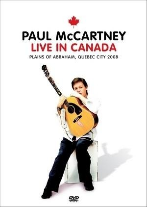 Paul McCartney - Live in Canada [DVD] - comprar online