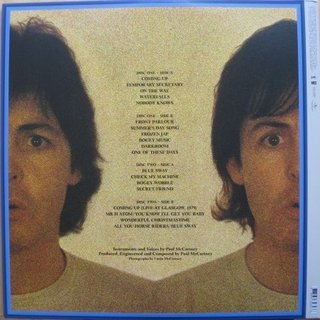 Paul McCartney - McCartney II [LP Duplo + MP3] - comprar online