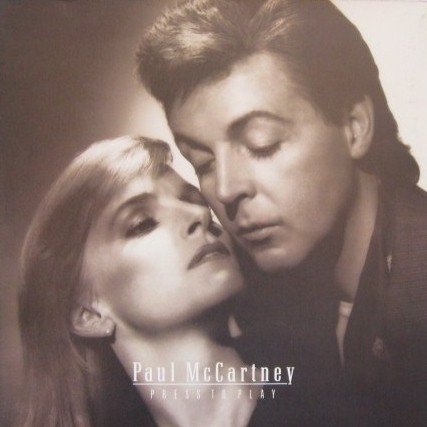 Paul McCartney - Press to Play [LP]