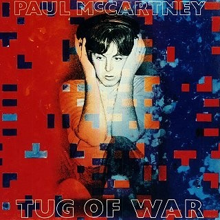Paul McCartney - Tug of War [LP]