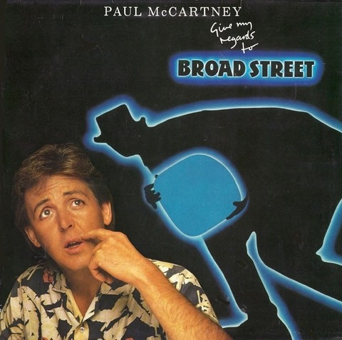 Paul McCartney - Give My Regards to Broad Street [LP]