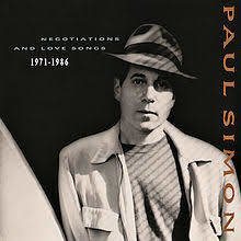 Paul Simon ‎– Negotiations And Love Songs 1971-1986 [LP Duplo]