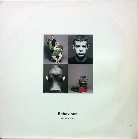 Pet Shop Boys - Behaviour [LP] - comprar online