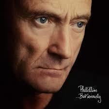 Phil Collins ‎– ...But Seriously [LP]