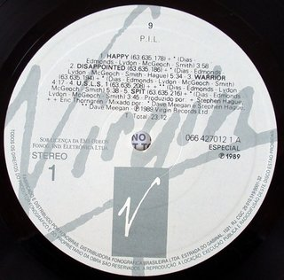 Public Image Ltd. ‎– 9 [LP] na internet