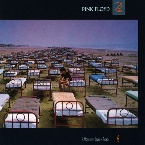 Pink Floyd - A Momentary Lapse of Reason [LP]