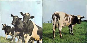 Pink Floyd - Atom Heart Mother [LP] - 180 Selo Fonográfico