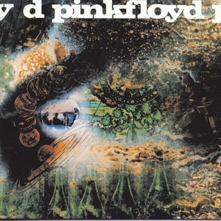Pink Floyd ‎– A Saucerful Of Secrets [LP]