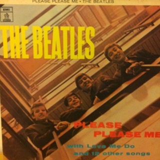 Beatles - Please Please Me [LP]