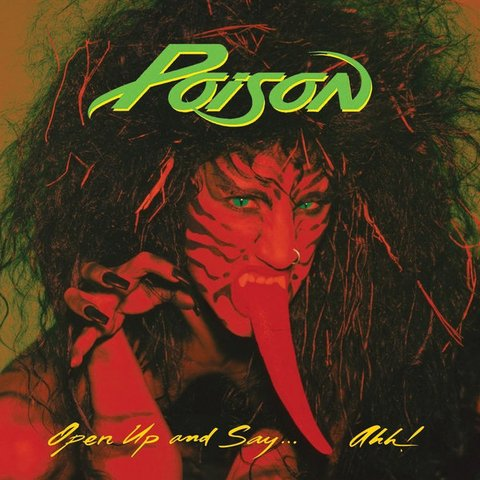 Poison - Open Up And Say...Ahh! [LP]  - comprar online