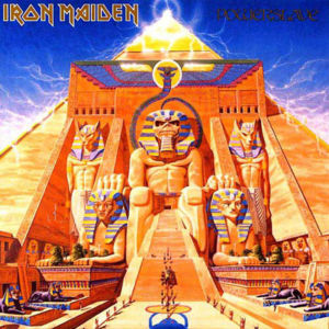 Iron Maiden - Powerslave [LP] - comprar online