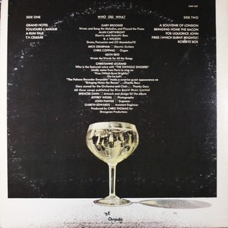 Procol Harum - Grand Hotel [LP] na internet