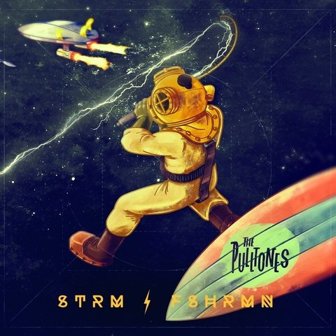 Pulltones - Storm Fisherman [CD] na internet