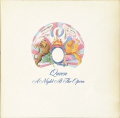 Queen - A Night At The Opera [LP]