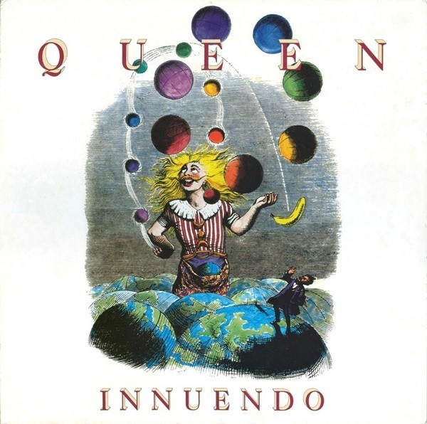 Queen - Innuendo [LP] - comprar online