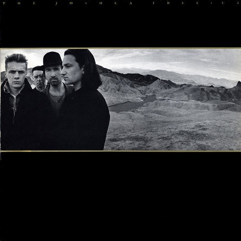 U2 - The Joshua Tree [LP] - comprar online