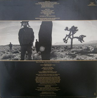 U2 - The Joshua Tree [LP] na internet