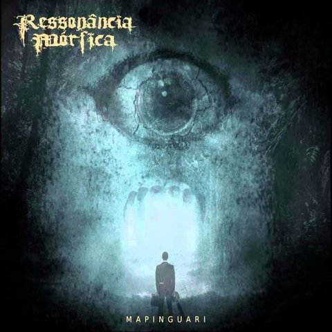 Ressonancia Morfica ‎– Mapinguari [CD]