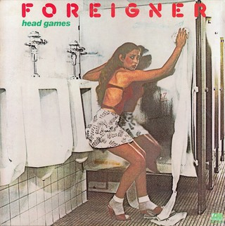 Foreigner - Head Games [LP] - comprar online