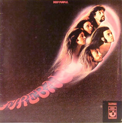 Deep Purple - Fireball [LP]