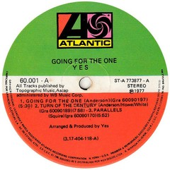 Yes - Going For the One [LP]