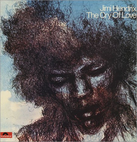 Jimi Hendrix - The Cry Of Love [LP]