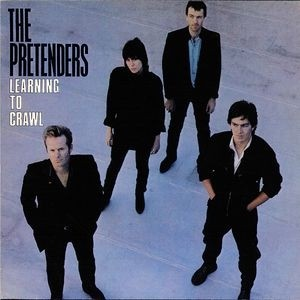 Pretenders - Learning To Crawl [LP]