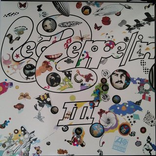 Led Zeppelin - Led Zeppelin III [LP] na internet